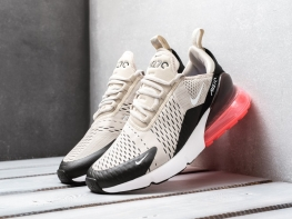 Кроссовки Nike Air Max 270 цвет серый