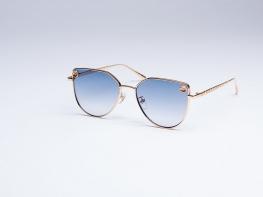 Очки Chanel цвет золотой