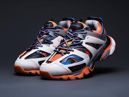 Кроссовки Balenciaga Track цвет разноцветный