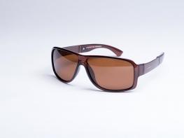 Очки Porsche design цвет коричневый
