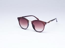 Очки Dior цвет коричневый