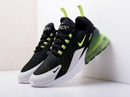 Кроссовки Nike Air Max 270 цвет черный