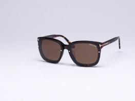 Очки Tom Ford цвет коричневый