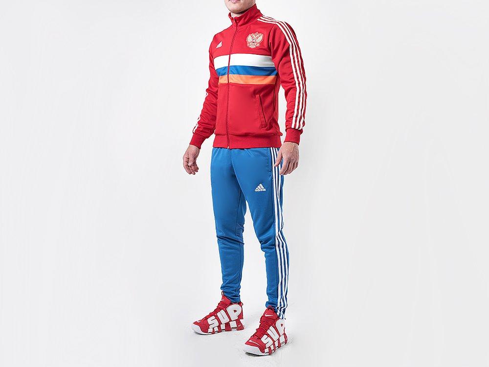 08599a74 ... Спортивный костюм Adidas сборная России цвет Красный. на сайте  представлены фотографии реальных товаров
