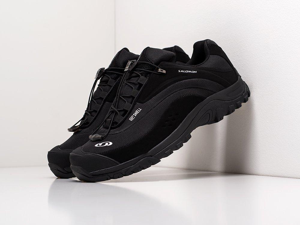 Кроссовки Salomon Fury 3 цвет Черный купить по цене 3390 рублей в интернет-магазине outmaxshop.ru с доставкой ☑️