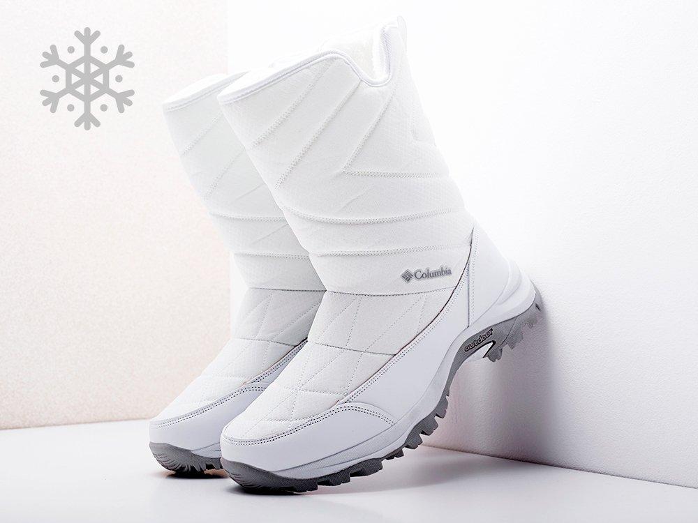Сапоги Columbia цвет Белый купить по цене 1830 рублей в интернет-магазине outmaxshop.ru с доставкой ☑️