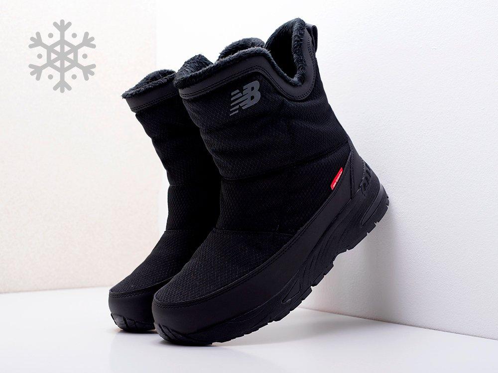 Сапоги New Balance цвет Черный купить по цене 3050 рублей в интернет-магазине outmaxshop.ru с доставкой ☑️