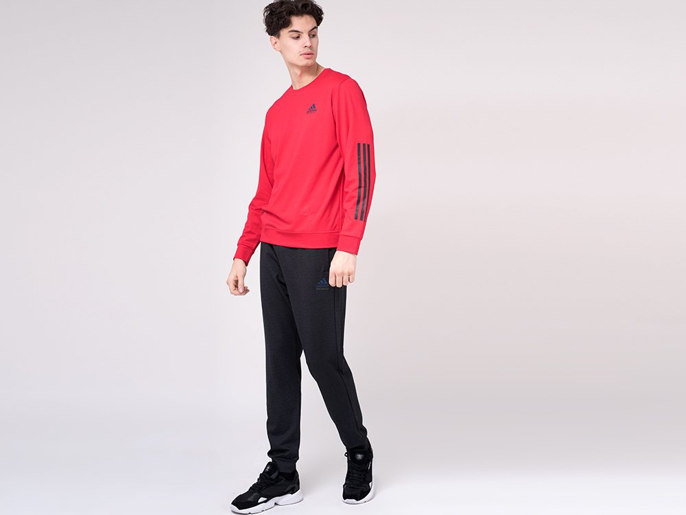 Спортивный костюм Adidas цвет Разноцветный купить по цене 3190 рублей в интернет-магазине outmaxshop.ru с доставкой ☑️
