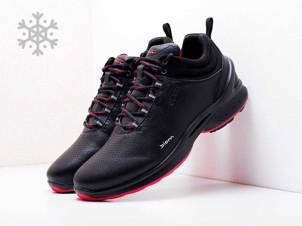 Ботинки Ecco цвет Черный купить по цене 3690 рублей в интернет-магазине outmaxshop.ru с доставкой ☑️