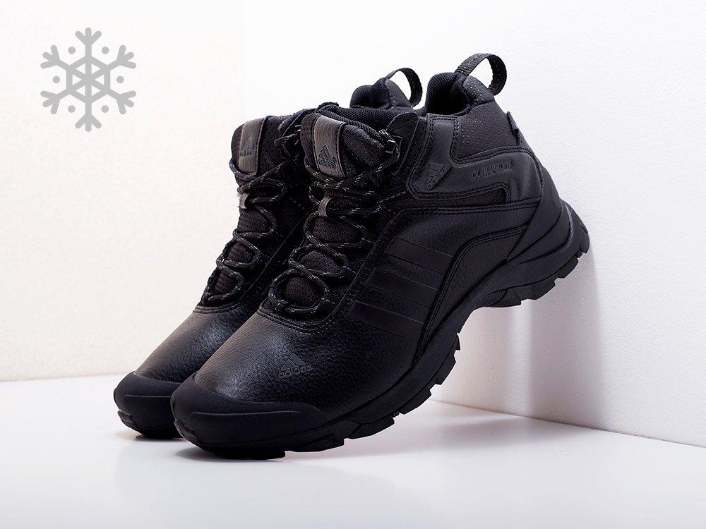 Ботинки Adidas Terrex Winter цвет черный купить по цене 3690 рублей в интернет-магазине outmaxshop.ru с доставкой ☑️
