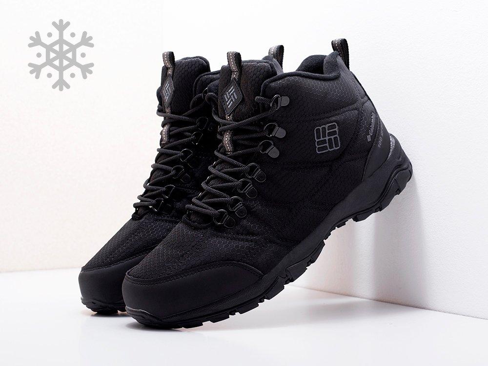 Ботинки Columbia цвет Черный купить по цене 3230 рублей в интернет-магазине outmaxshop.ru с доставкой ☑️