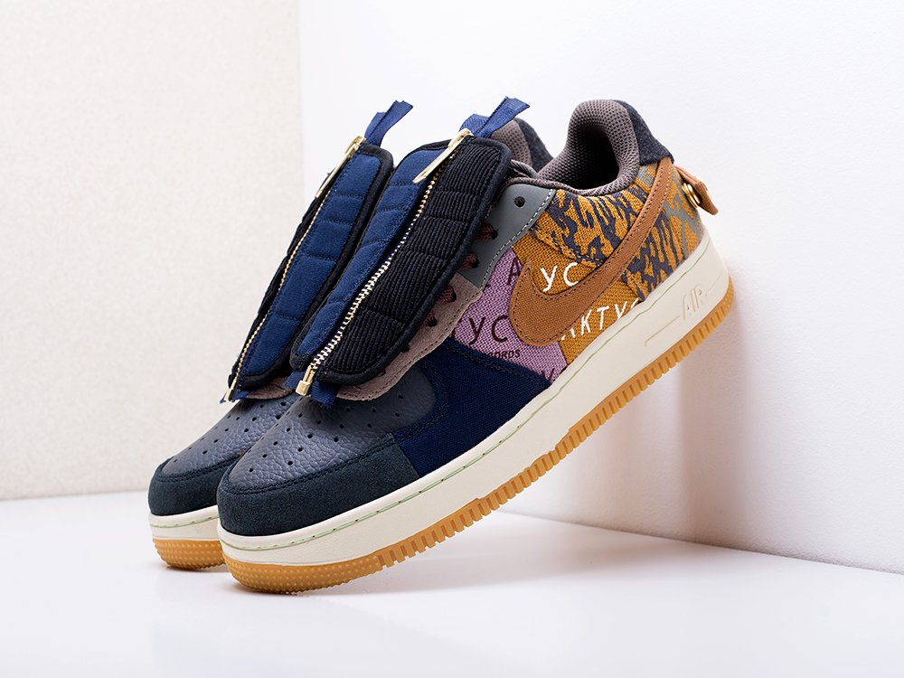Кроссовки Nike x Travis Skott Air Force 1 Low