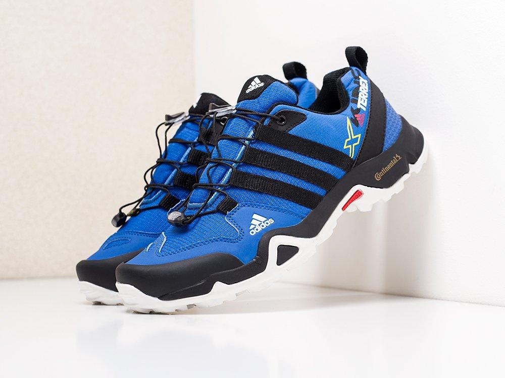 Кроссовки Adidas Terrex цвет Синий купить по цене 3390 рублей в интернет-магазине outmaxshop.ru с доставкой ☑️