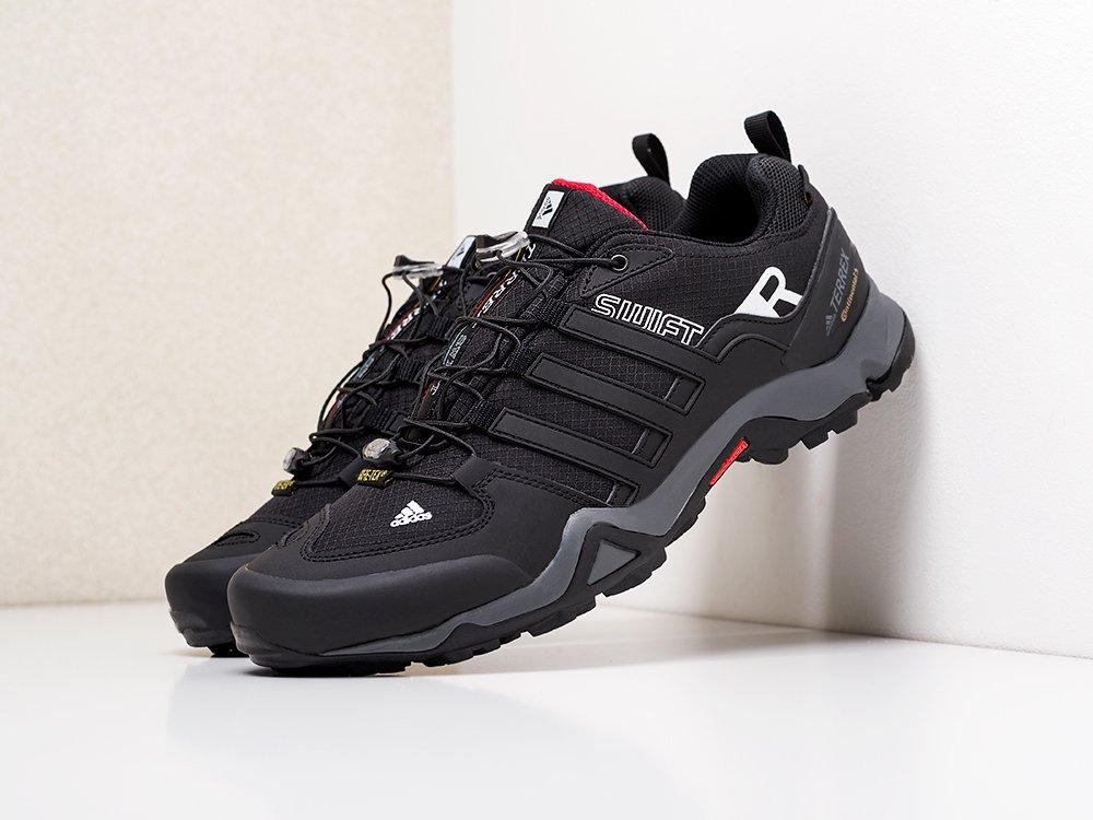 Кроссовки Adidas Terrex Swift R2 GTX цвет черный купить по цене 3790 рублей в интернет-магазине outmaxshop.ru с доставкой ☑️