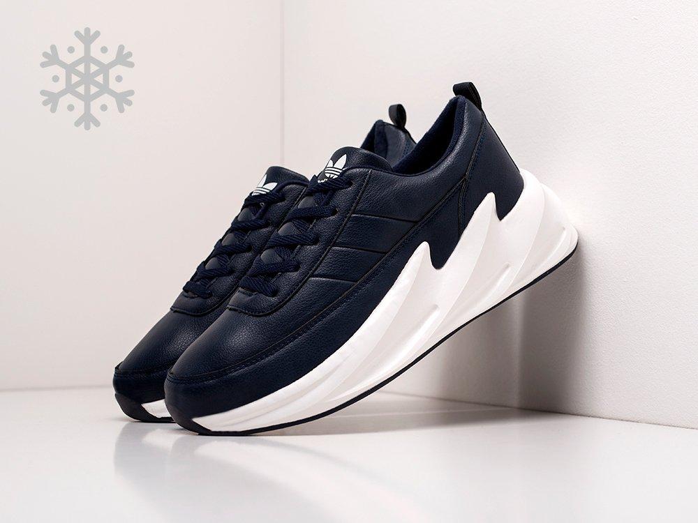Кроссовки Adidas Sharks цвет Черный купить по цене 1990 рублей в интернет-магазине outmaxshop.ru с доставкой ☑️