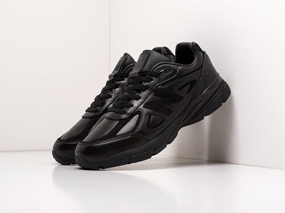 Кроссовки New Balance 990 цвет Черный купить по цене 2590 рублей в интернет-магазине outmaxshop.ru с доставкой ☑️