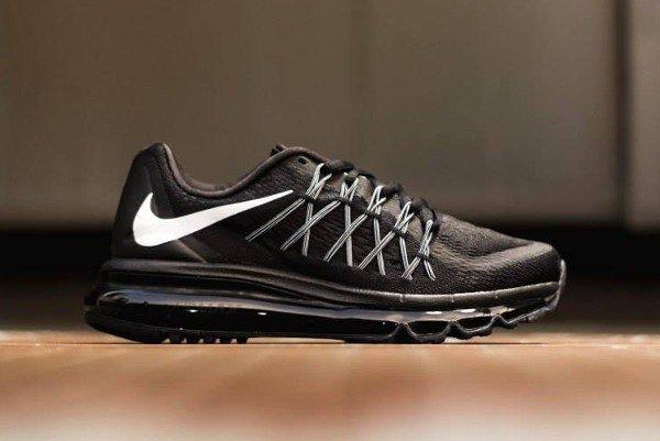 Кроссовки Nike Air Max 2015 цвет черный