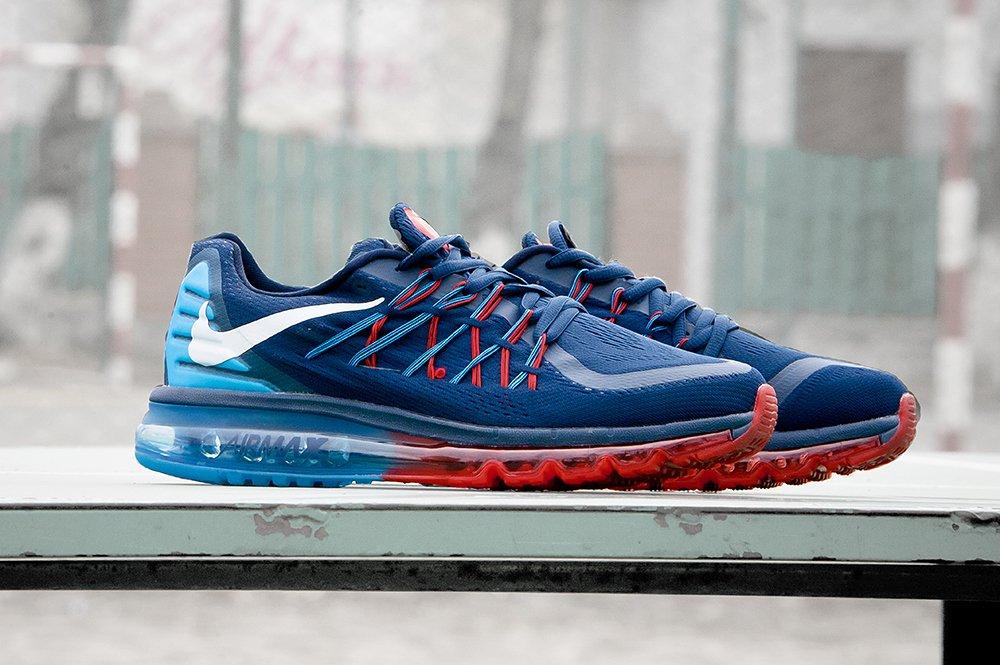 Кроссовки Nike Air Max 2015 цвет Синий