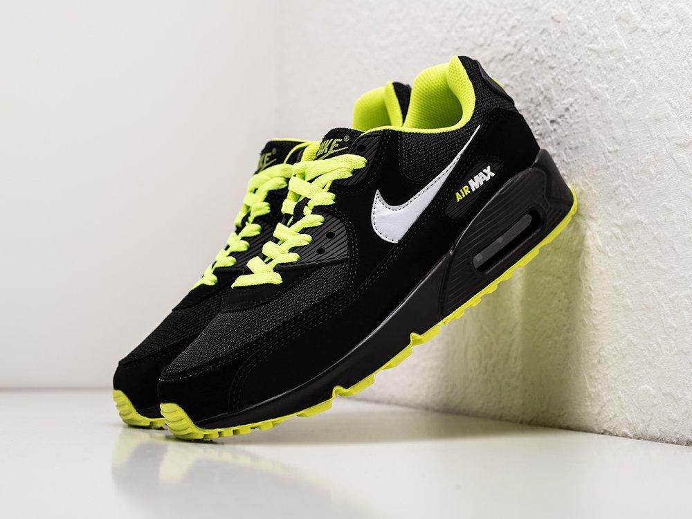 Кроссовки Nike Air Max 90 цвет Черный купить по цене 2790 рублей в интернет-магазине outmaxshop.ru с доставкой ☑️