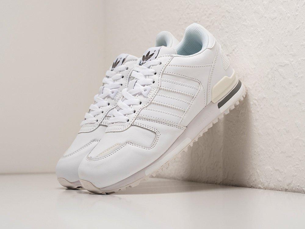 Кроссовки Adidas ZX 700 цвет Белый купить по цене 3190 рублей в интернет-магазине outmaxshop.ru с доставкой ☑️