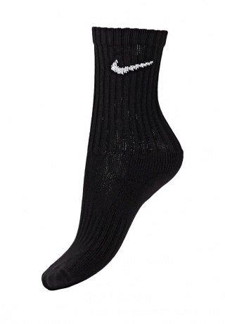 77f73a40e02b4 Носки длинные Nike цвет Черный купить по цене 120 рублей в интернет ...