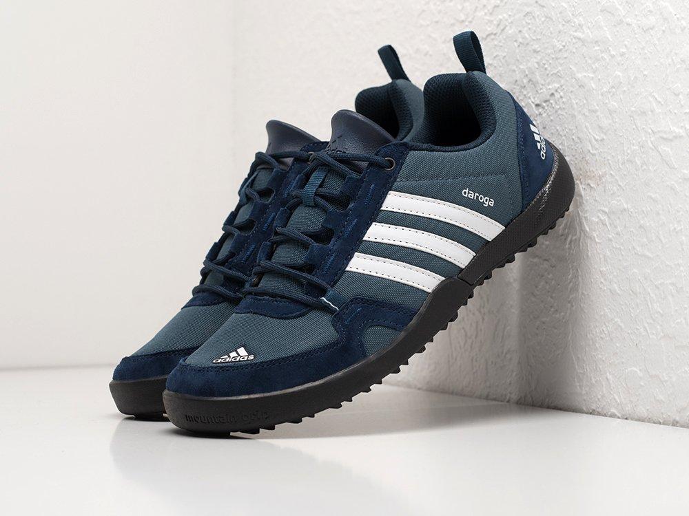 Кроссовки Adidas Daroga цвет Синий купить по цене 2990 рублей в интернет-магазине outmaxshop.ru с доставкой ☑️