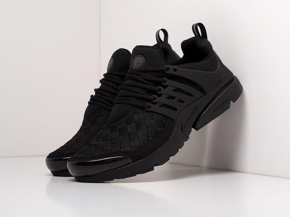 Кроссовки Nike Air Presto SE Woven цвет Черный купить по цене 2780 рублей в интернет-магазине outmaxshop.ru с доставкой ☑️