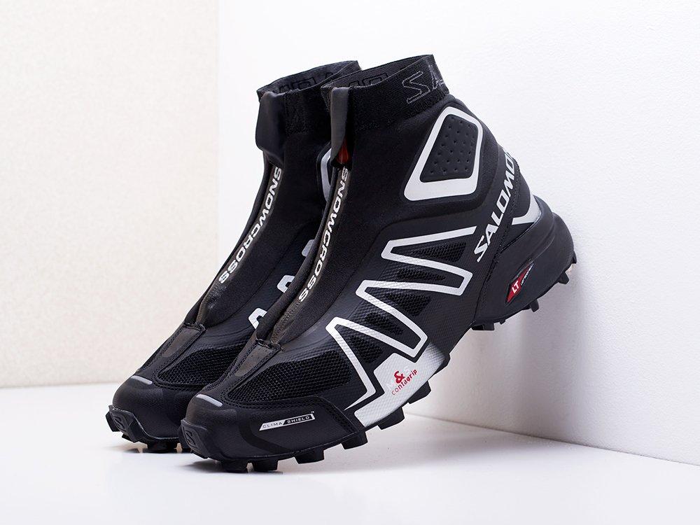 Кроссовки Salomon Snowcross CS цвет черный купить по цене 3590 рублей в интернет-магазине outmaxshop.ru с доставкой ☑️