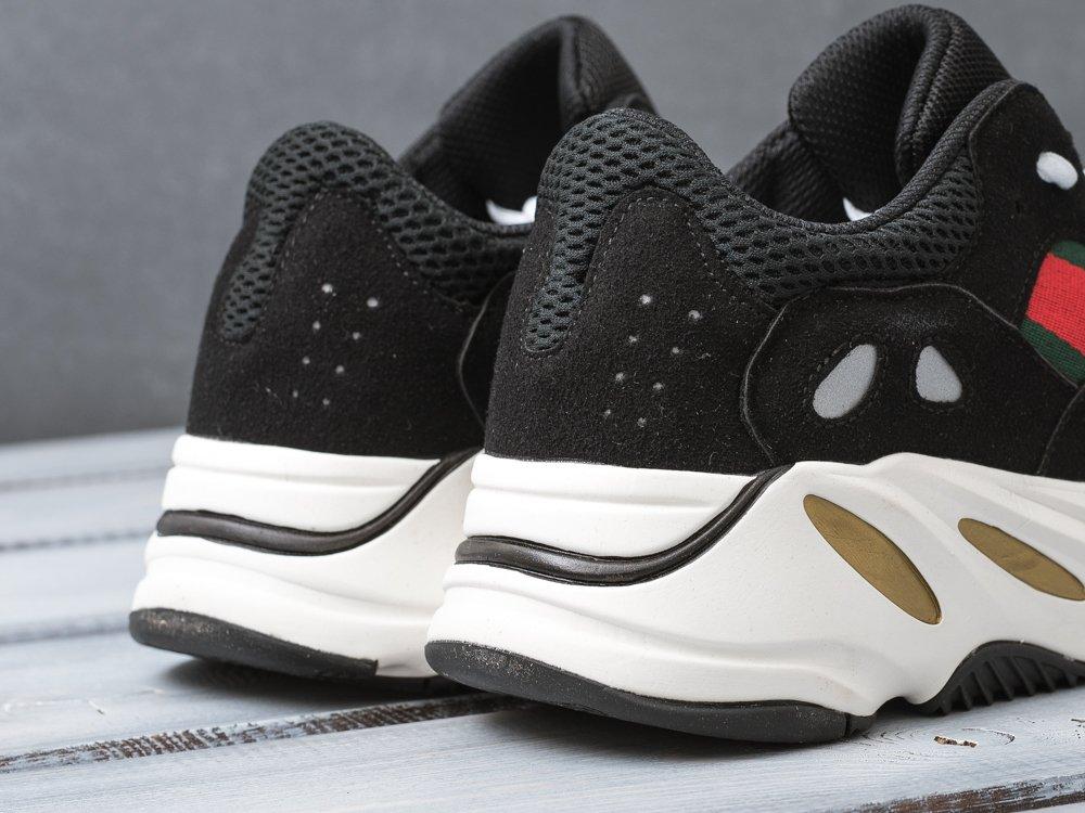brand new 8a1ec abaf4 Кроссовки Adidas Yeezy Boost 700 цвет Черный
