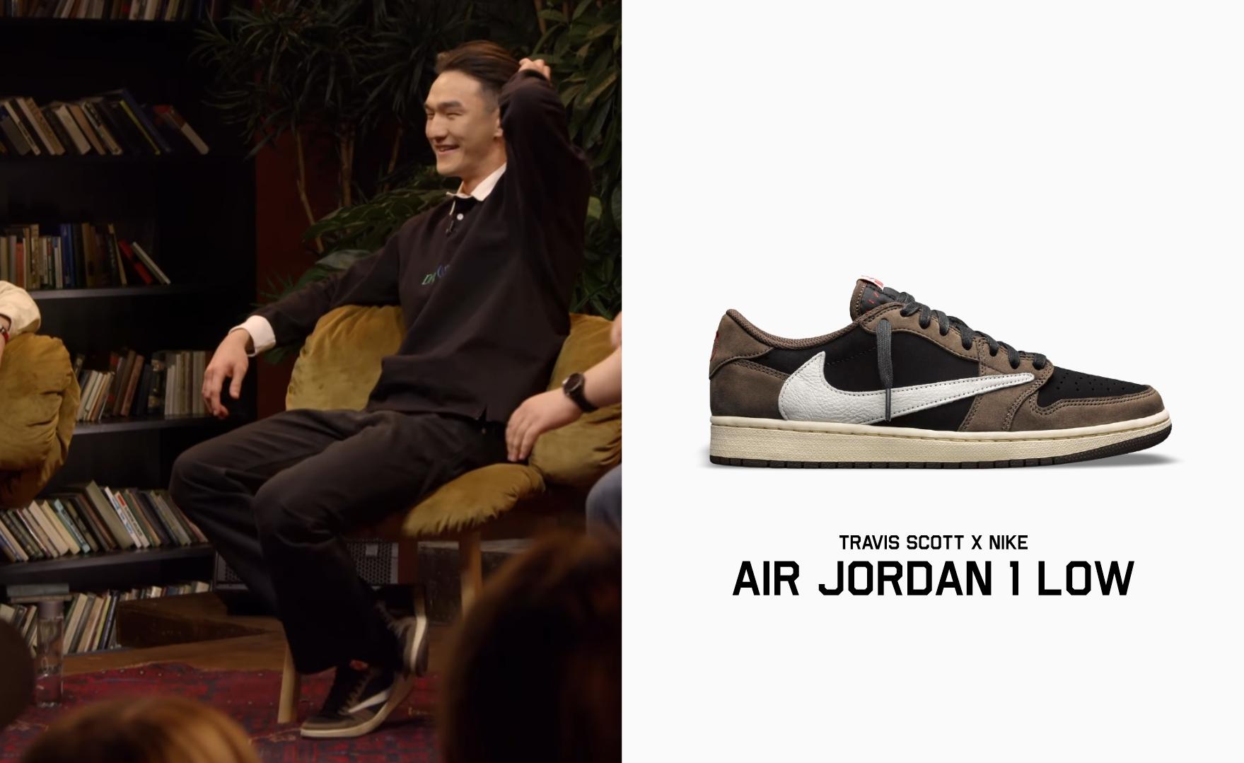 Какие кроссовки носят резиденты «ЧБД»?