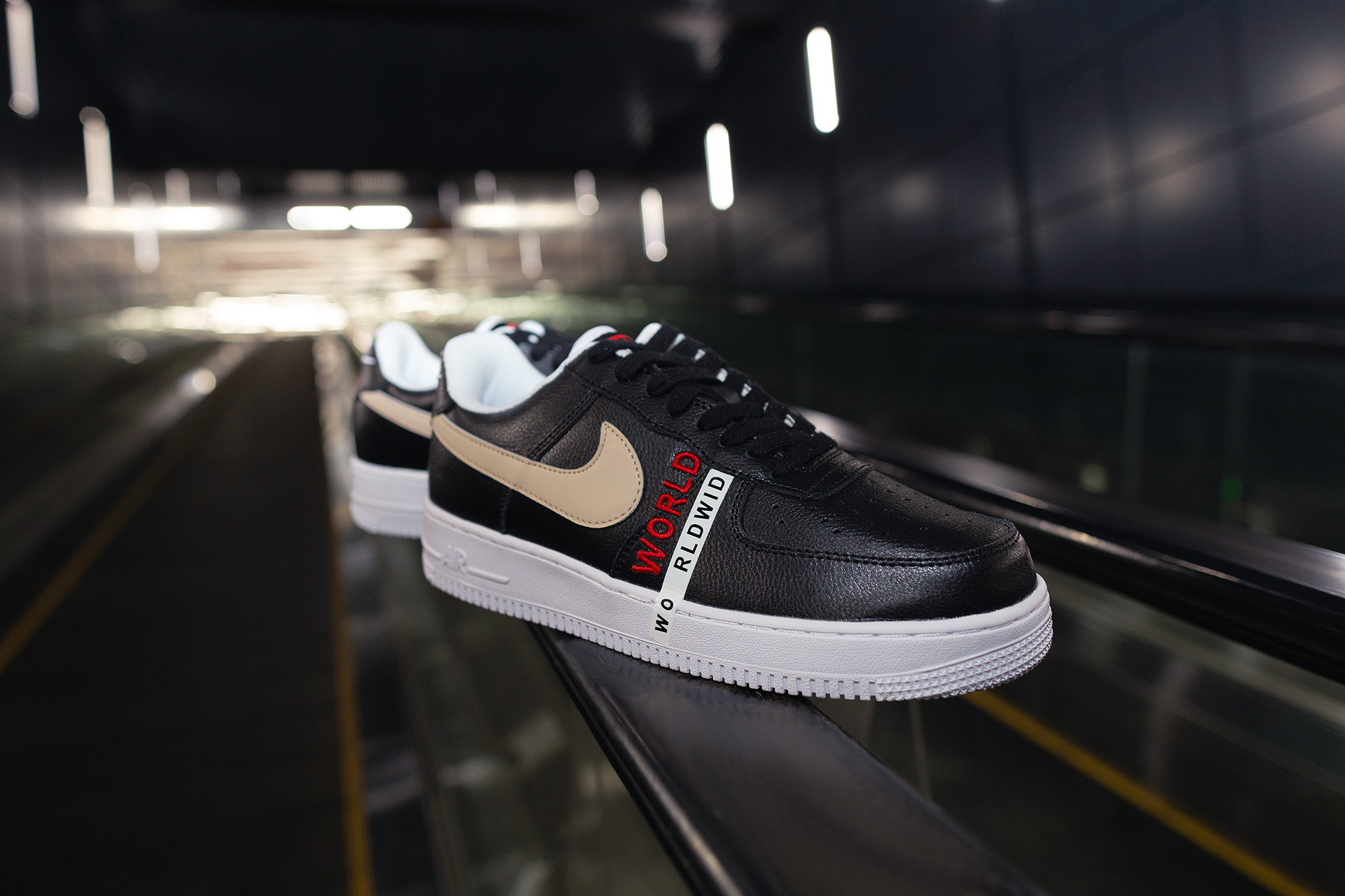 Кроссовки Nike Air Force 1 Low «Worldwide»